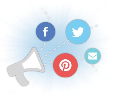 Luna Social Media