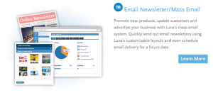 Email Newsletter Software for Business